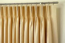 Heat Repellent Curtains Pleated Curtains Drapes Altmeyers Bedbathhome Pinch Pleat Blackout