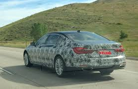 2017 bmw 740 edrive plug in hybrid caught testing in the wild