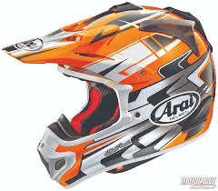 motocross safety gear motocross action magazine mxa team tested arai vx pro4 helmet