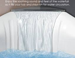 Corner Whirlpool Bathtub Eago 59