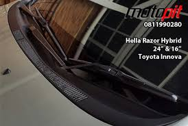 Wiper Mobil Valeo Ukuran 22 Inci 550 Mm wiper hella razor hybrid 22 review daftar harga terkini indonesia