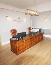 Bespoke Reception Desk Db Dental Bespoke Reception Furniture