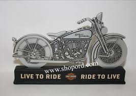 hallmark harley davidson motorcycle silhouette live to ride ride