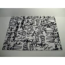 Graffiti Area Rug Modern Dollhouse Furniture M112 Pods Graffiti Area Rug By