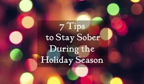 stay sober during holidays the dunes east hton