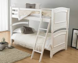 Hyder Bunk Beds Hyder Colonial White Hardwood Bunk Bed Stuff To Buy Pinterest
