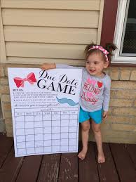 Games To Do At A Baby Shower - best 25 gender reveal games ideas on pinterest baby reveal