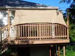 Homemade Deck Awning Deck Awnings Retractable Awning Stationary Awning Patio