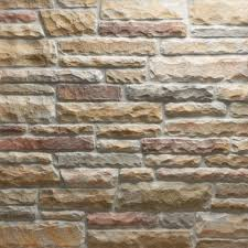 Interior Brick Veneer Home Depot Stacked Stone Manufactured Stone Stone Veneer The Home Depot
