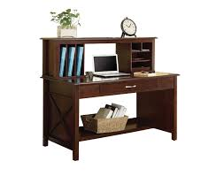 Home Computer Desk With Hutch by Amazon Com Office Star Adeline Desk And Hutch With Mocha Finish