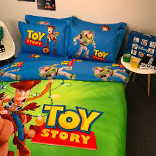 King Size Cotton Duvet Cover Woody Bedspreads King Size Toy Story Bedding Cotton Duvet Cover
