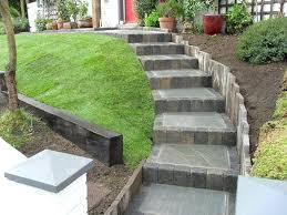 Garden Sleeper Ideas Garden Sleepers Uk Best Sleeper Retaining Wall Ideas On Steps
