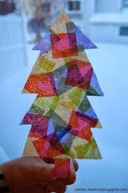 28 best tissue paper ornaments images on pinterest christmas
