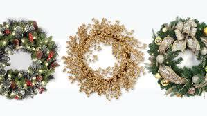 10 best wreaths for the front door in 2018 artificial
