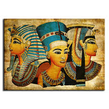 Decorative Paintings For Home by Aliexpress Com Buy New Arrival Pharaoh Of Egypt Unframed Home