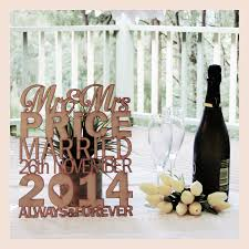 personalized wooden wedding signs custom mdf mr mrs wedding announcement signs wedding wooden