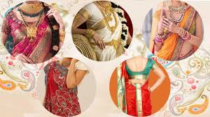 Different Drapery Pleat Styles 5 Different Styles Of Wearing Saree For Wedding Look Slim U0026 Tall