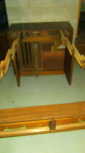 Telescoping Table Selling Vintage Saginaw Telescoping Buffet Table My Antique