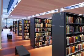 Library Interior Design Brucallcom - Library interior design ideas