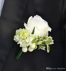 mens boutonniere 2015 new wedding boutonniere brooch artificial