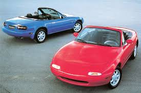 mazda convertible 90s great enthusiast u0027s cars for less than 1 000 parkers