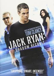 dramanice entertainment weekly amazon com jack ryan shadow recruit kevin costner chris pine