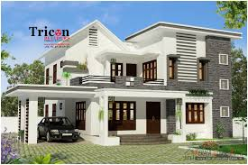 4 bedroom modern house design 2355 sq ft kerala house plans