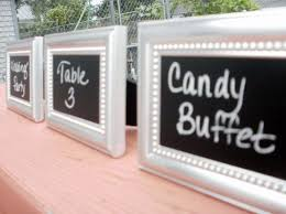 silver frames for wedding table numbers 35 best buffet marker ideas images on pinterest buffet buffets