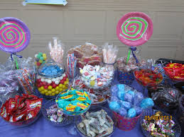Birthday Candy Buffet Ideas by Candy Buffet For Kids Baptism U0026 Birthday Party Dessert Ideas