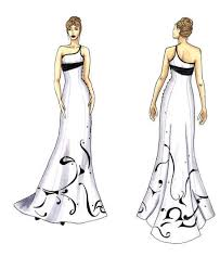design dresses dresses sketches design for wedding or party