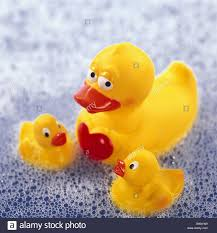 foam bath rubber ducks yellow