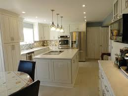 kitchen with stove in island induction cooktop in island central feature in kitchen design