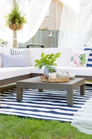 28 Light Blue And White Blue And White Patio