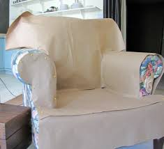 chair and ottoman slipcover goodbye house hello home armchair and ottoman slipcover