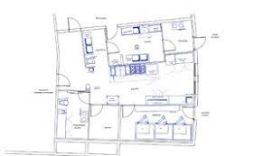 conception de cuisine plan cuisine professionnelle normes amazing conception de restaurant