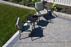 holland pavers make for a cozy patio impressive patios