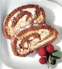 cuisiner banane biscuit roulé au chocolat et à la banane cuisiner c est facile