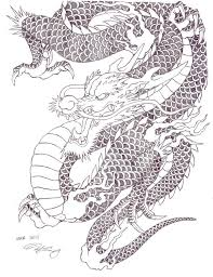 25 japanese dragon tattoos ideas