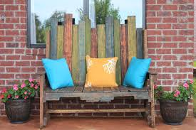 Decorative Bench With Storage Outdoor Decorative Benches With Outdoor Wooden Storage Bench