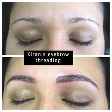 How To Change Your Eyebrow Shape Kiran U0027s Eyebrow Threading Home Facebook