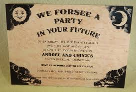 quincy halloween party we create it all emerald invitations