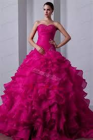 fuchsia quinceanera dresses quinceanera dresses color fuchsia topclotheshop