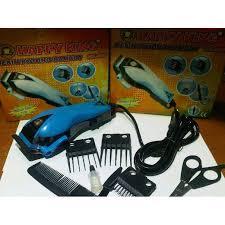 Jual Alat Cukur Rambut alat cukur rambut electrik hair clipper happy king elevenia