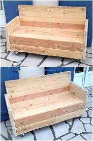 141 best pallet benches images on pinterest pallet benches