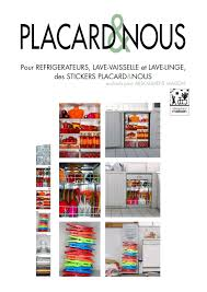 Bhv Miroir by Stickers Porte Placard Cuisine Armoire Autocollants 2 Nouvelle