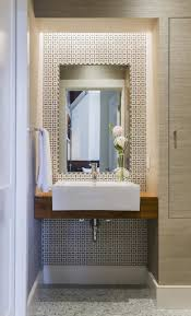 back bay condo designer annie hall powderroom best interior