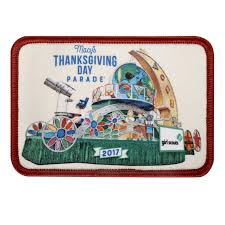 thanksgiving day parade patch requirements use resources wisely
