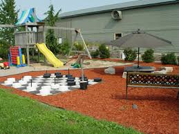 Backyard Ideas Pinterest Amazing Playground Backyard Ideas 1000 Images About Exteriors The