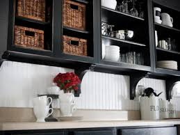 Beadboard Kitchen Backsplash by 11 Creative Subway Tile Backsplash Ideas Hgtv Inside Kitchen