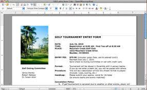 Golf Tournament Sign Up Sheet Template Golf Tournament Entry Forms Golfregistrations